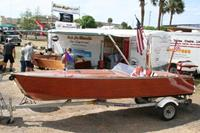 Click to view album: 2009 Sunny Land Boat Show Mt Dora Lake